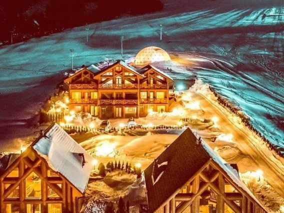 Mountain Resort Chalets