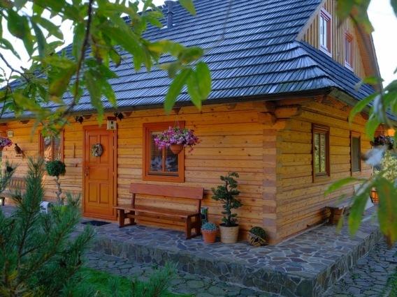 chaty Rozprávkovo