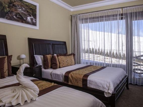 Mountain Resort - apartmány