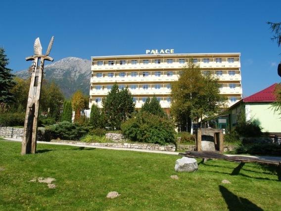 Hotel Palace - Kúpele Nový Smokovec