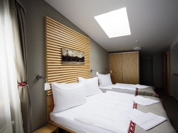 Hotel górski Śląski dom
