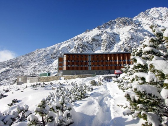The Sliezsky House mountain hotel