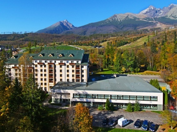 Hotel SLOVAN, Tatranská Lomnica