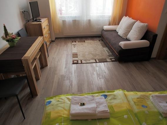 Apartamenty Stará Morava