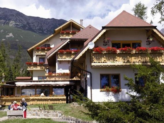 Guest house TATRASPORT ZAMPA