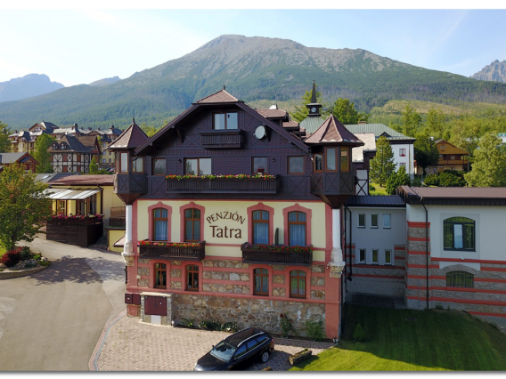 Guest house Tatra