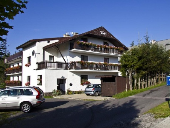 Guest house Sibír