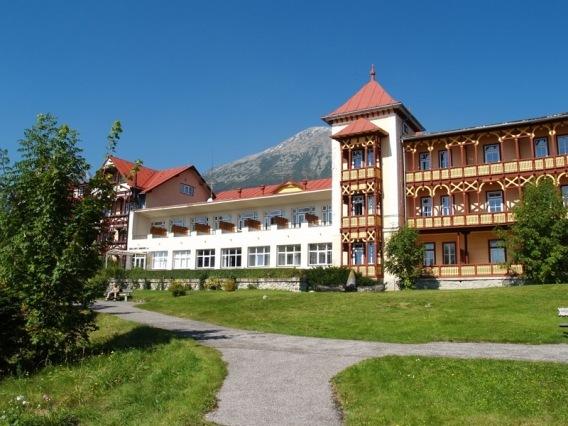LD Branisko - Spa