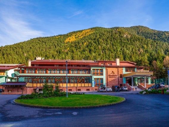 Wellness hotel Alexandra