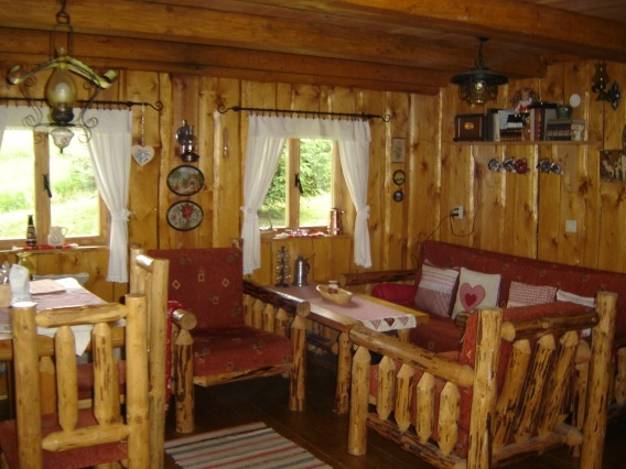 Wooden cottage 4 - Dolinka
